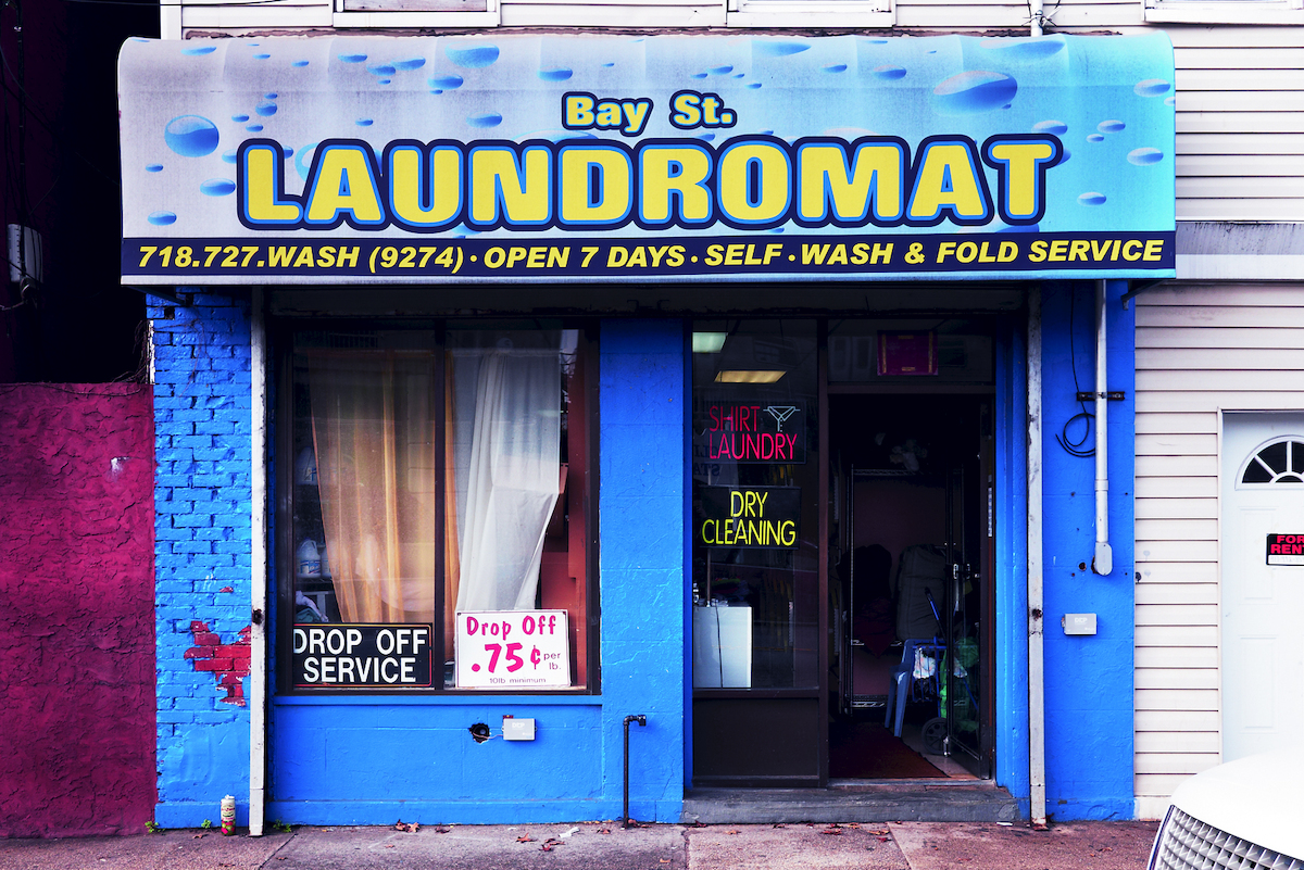 From <em>Laundromat</em> by The Snorri Bros., published by powerHouse Books