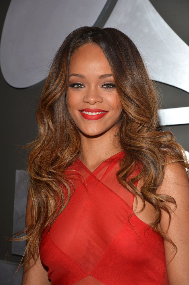 Rihanna is almost never seen sporting the same hairstyle twice. From mohawks to flowing locks, RiRi's love of variety means s