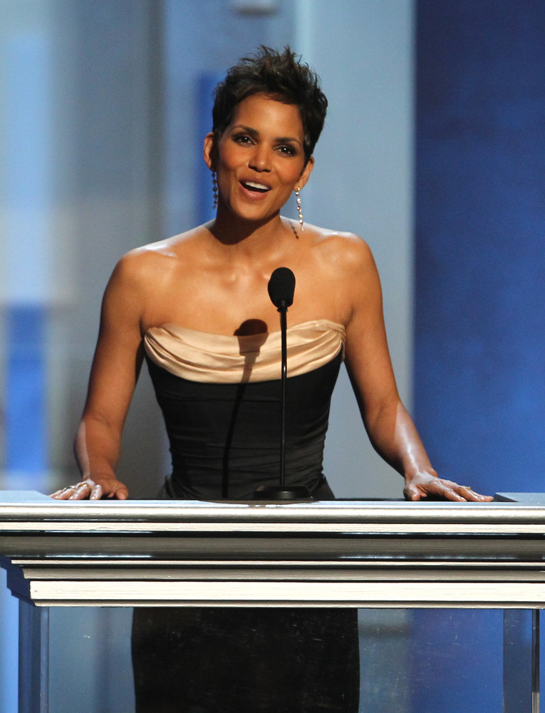 """After Halle Berry won a Best Actress Oscar for her role in """"Monster's Ball"""" in 2001, she started commanding <a href=""""http://w"""