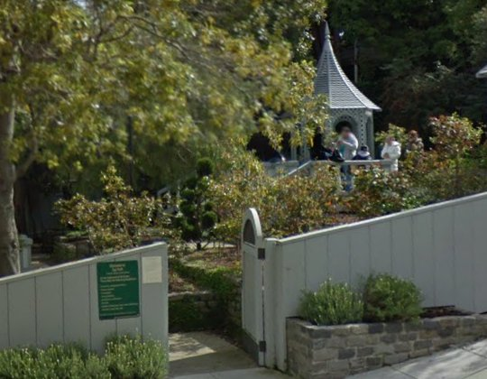 This Russian Hill park took home the highest ranking, a perfect 100 percent.