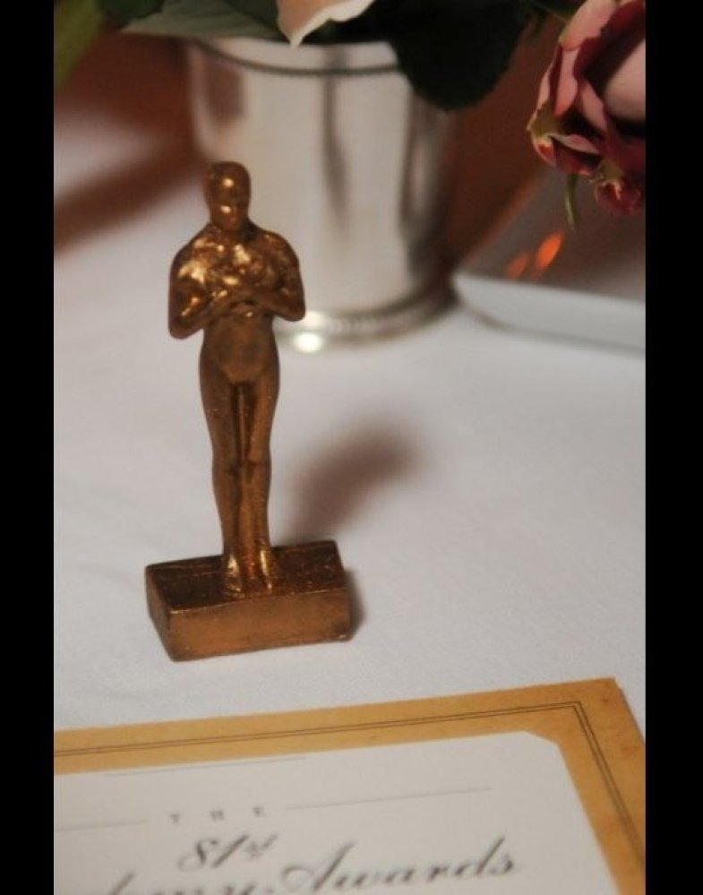 Though not everyone was an Academy Award winner at our 2009 Oscar party, they were still able take home a variation of the st