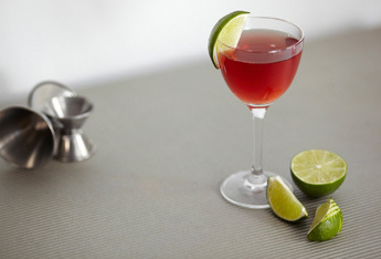"""<strong>Ingredients:</strong> 1 oz. <a href=""""http://www.cuervo.com/products/especial.aspx"""">Tequila Gold </a> 0.5 oz.Grand Mar"""
