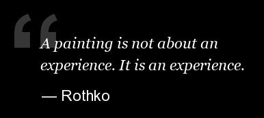 "As quoted in ""Mark Rothko"" by Dorothy Seiberling in LIFE magazine (16 November 1959), p. 52"