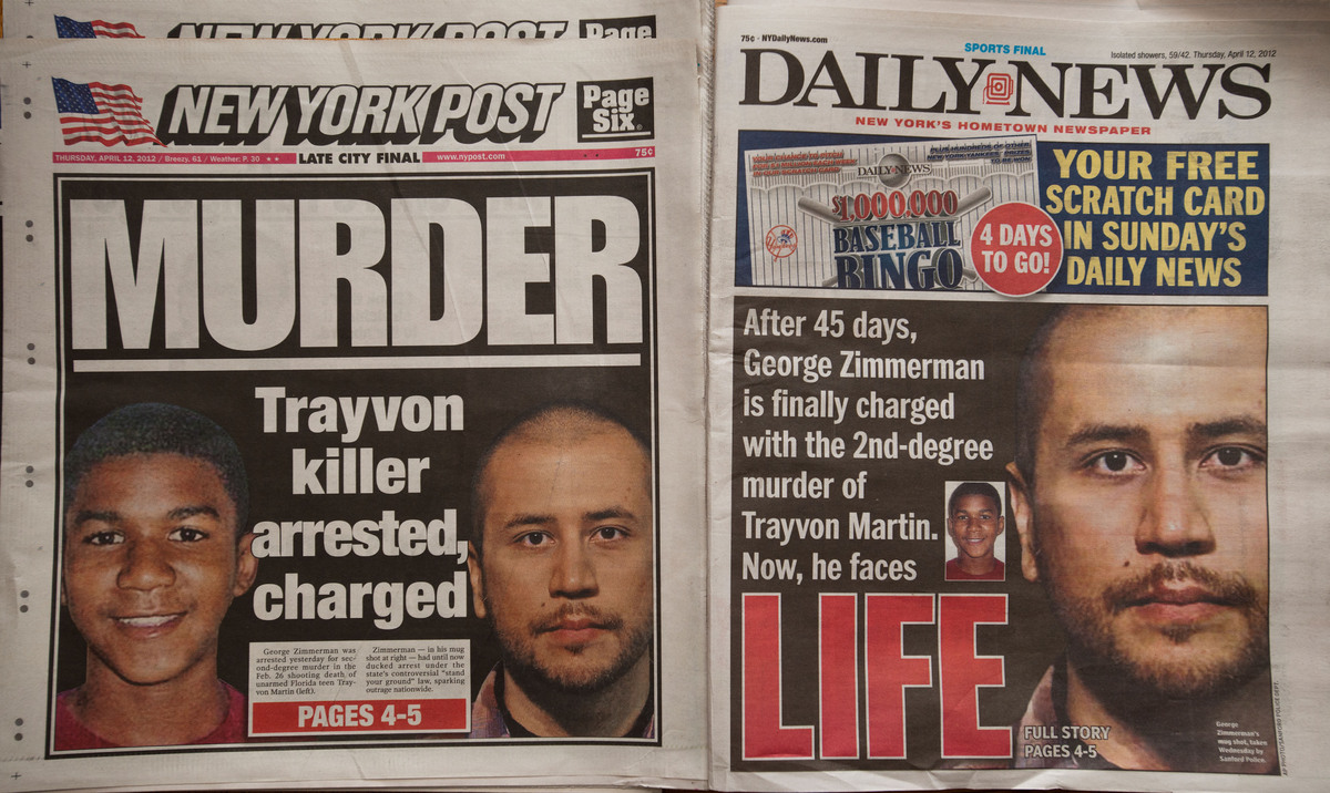 New York's Daily Intelligencer blog details how the Trayvon Martin story, which hadn't received a lot of attention, <a href=""