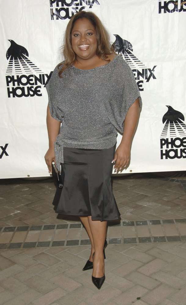 LOS ANGELES, CA - APRIL 10:  Actress/Event MC Sherri Shepherd attends Cast and Producers of 'House' honored at Phoenix House