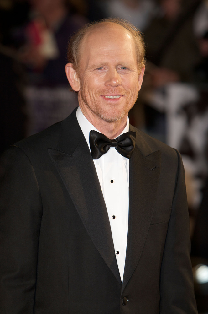 Ron Howard turns 59 on March 1.