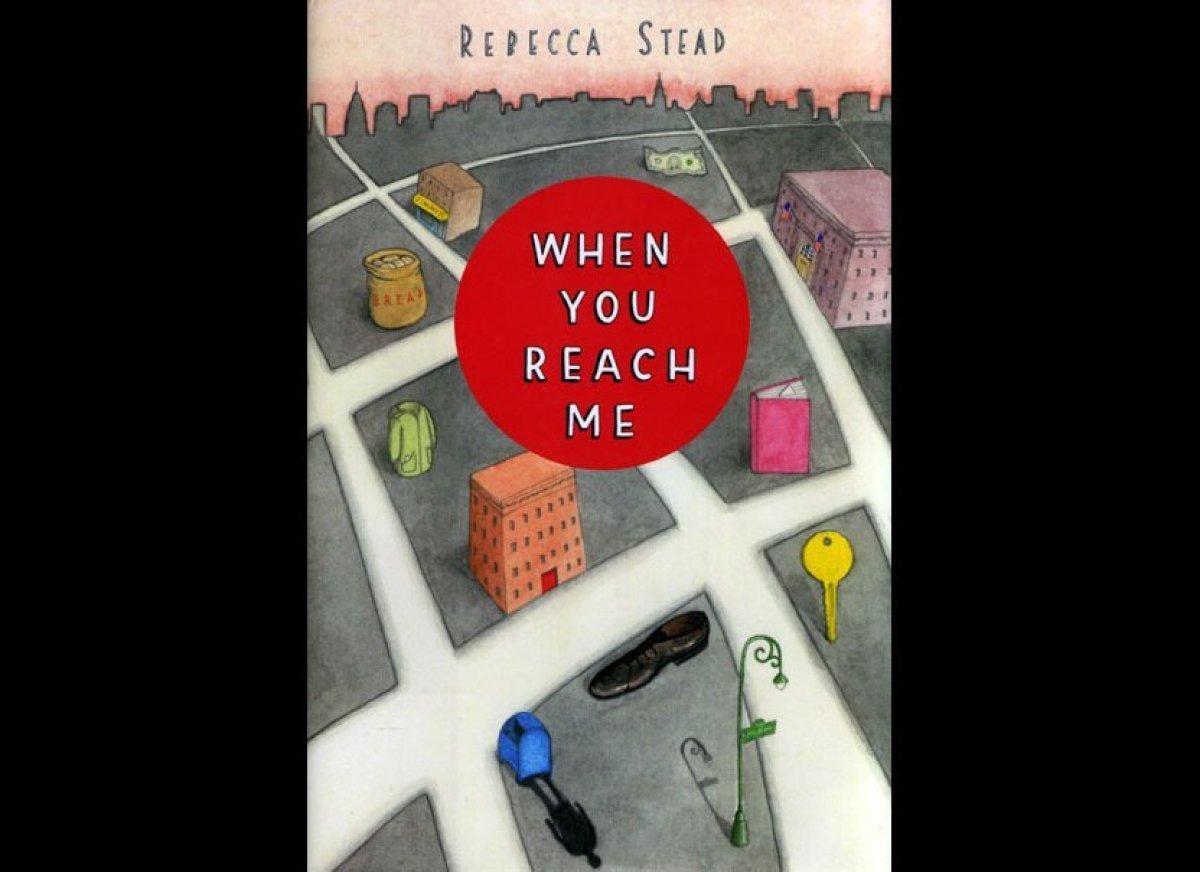 """<em><a href=""""http://www.amazon.com/When-You-Reach-Rebecca-Stead/dp/0385737424/ref=tmm_hrd_title_0?ie=UTF8&qid=1362083041&sr=1"""