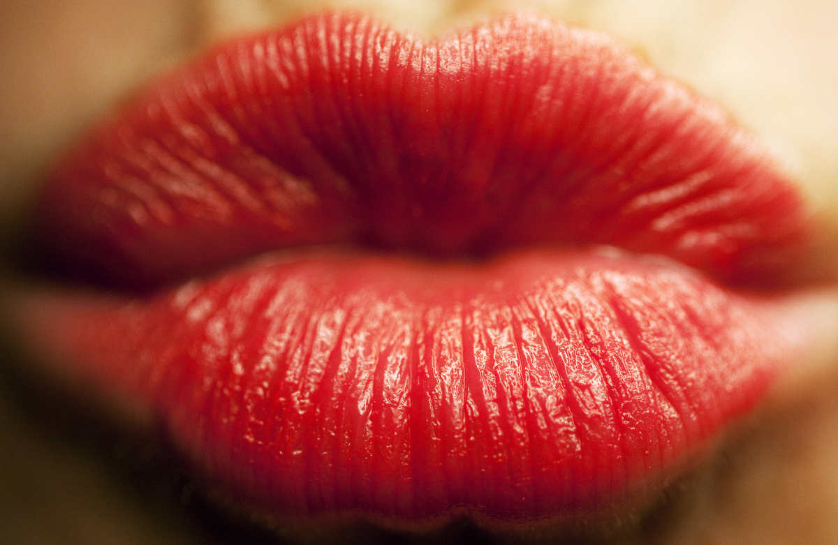 Early in the Greek empire, red lipstick or lip paint signaled that a woman was a prostitute, given that most women during tha