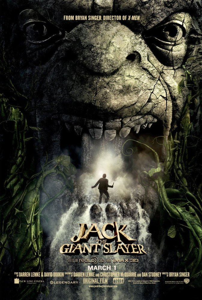 <strong><em>Jack the Giant Slayer</em></strong> (March 1)