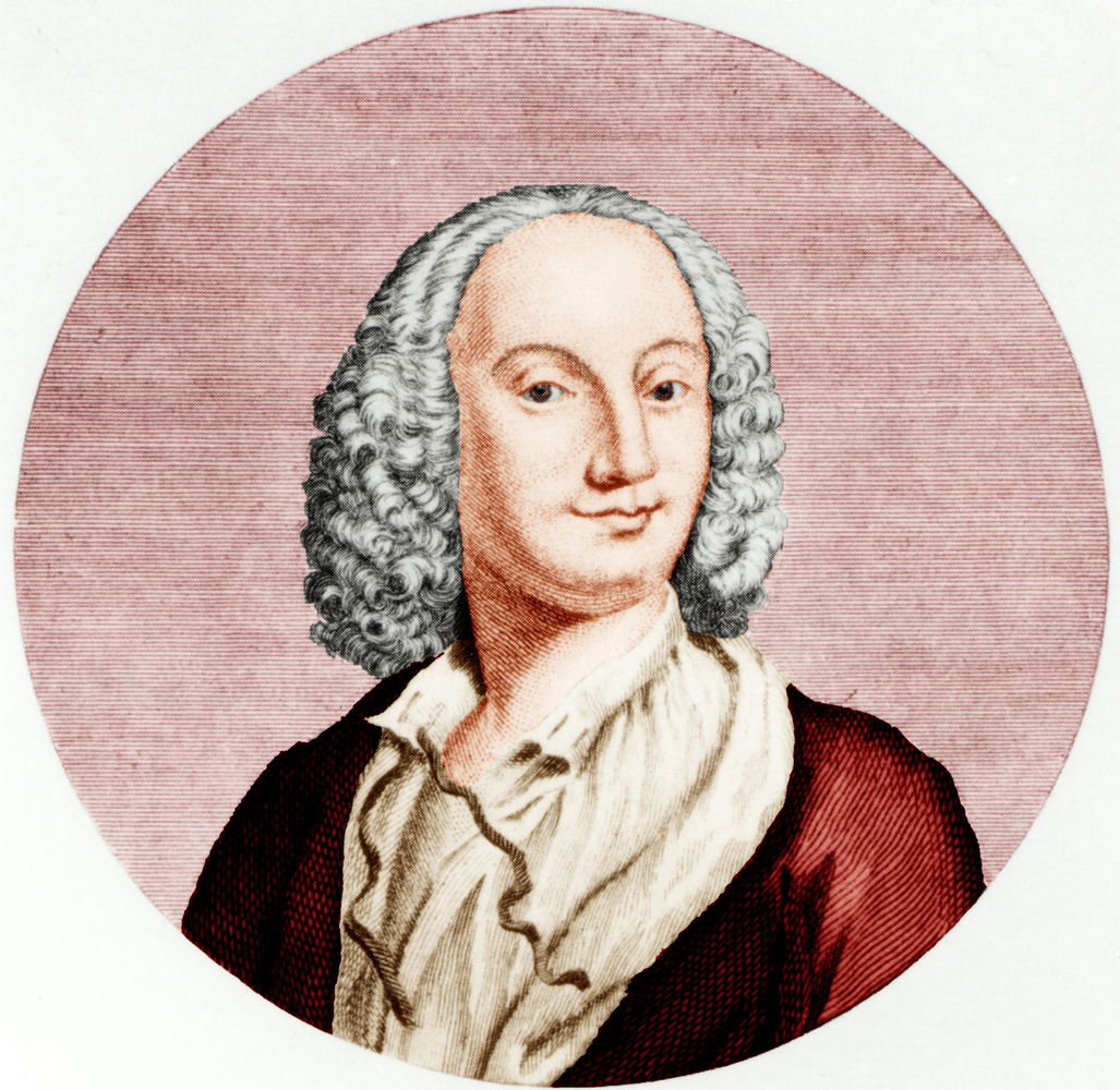 """Vivaldi was ordained into the Catholic Church at the age of 25 and was soon given the nickname """"il Prete Rosso"""" (the Red Prie"""