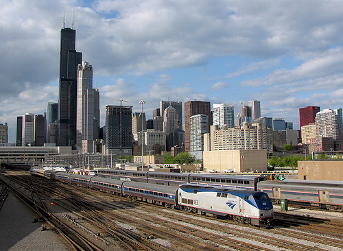 The number of riders on the Indianapolis to Carmel line has jumped 195 percent since 1997.