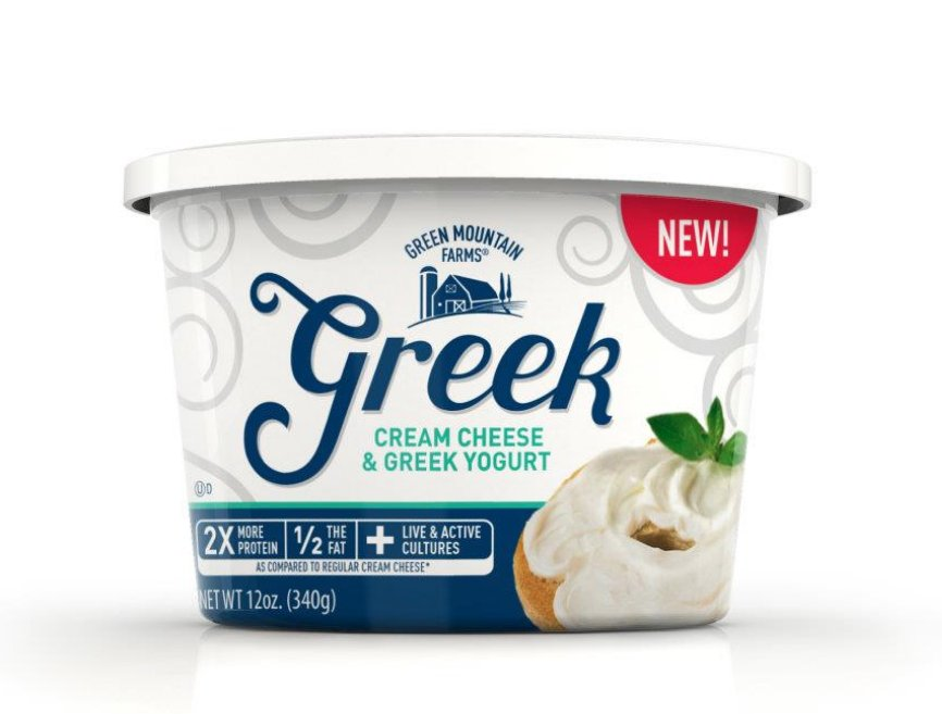 <strong>Claim:</strong> Twice the protein and half the fat as compared to regular cream cheese.  <strong>Verdict:</strong> Th
