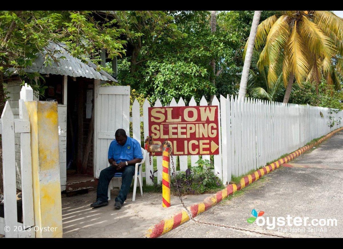 """<em>Well we feel safe...</em><a href=""""http://www.oyster.com/jamaica/hotels/negril-tree-house-resort/"""" target=""""_hplink""""><stron"""