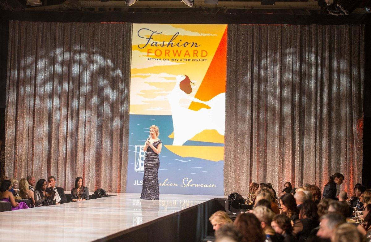 Fashion Showcase Chair Michelle Curtis Harris