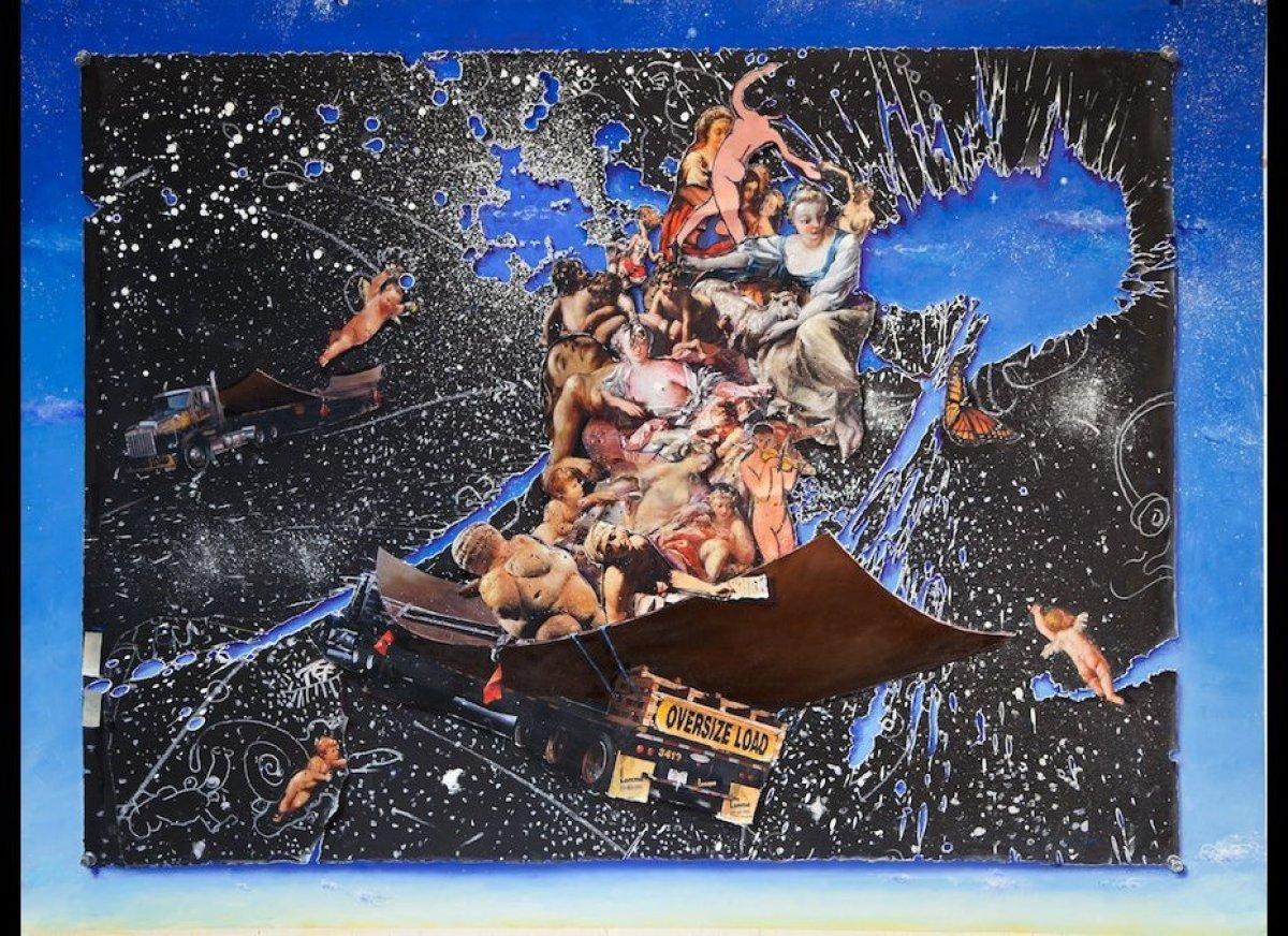 Gerry Bergstein. Courtesy of Gallery NAGA, Boston.