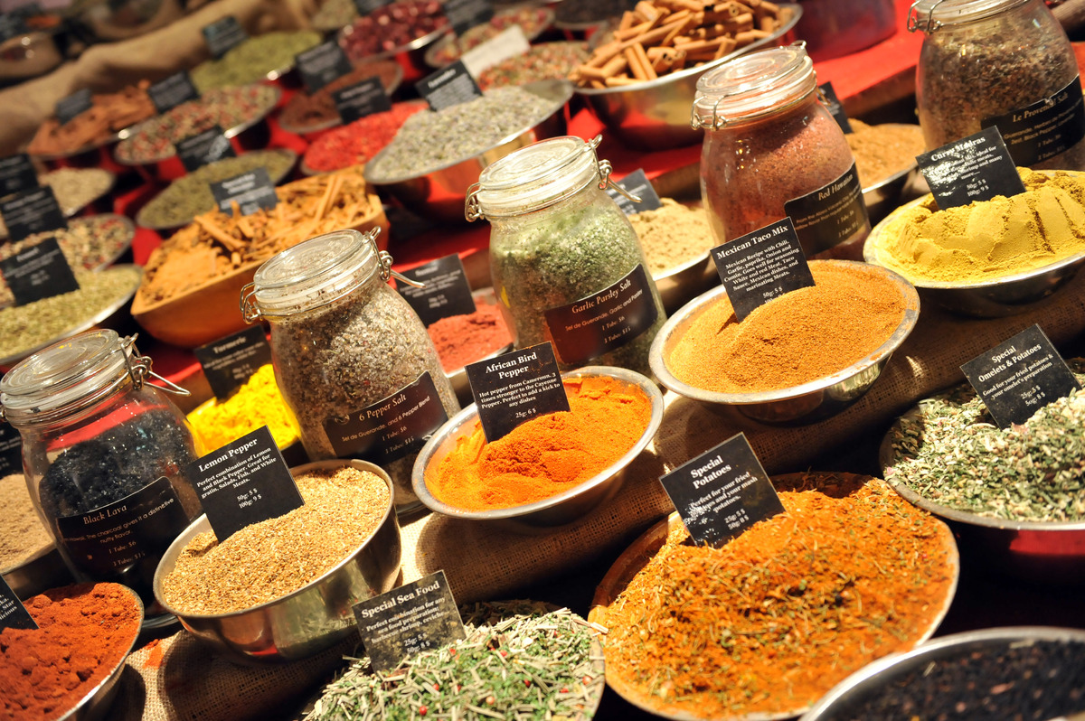 """""""The [bulk product] where you will see the biggest bang for your buck is spices,"""" Valentine told Earth911. """"They are so overp"""