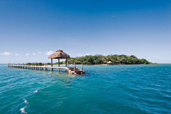 Fiji has accommodations for every budget, but, for those with extra to spend, Dolphin Island is the ultimate dream getaway, o
