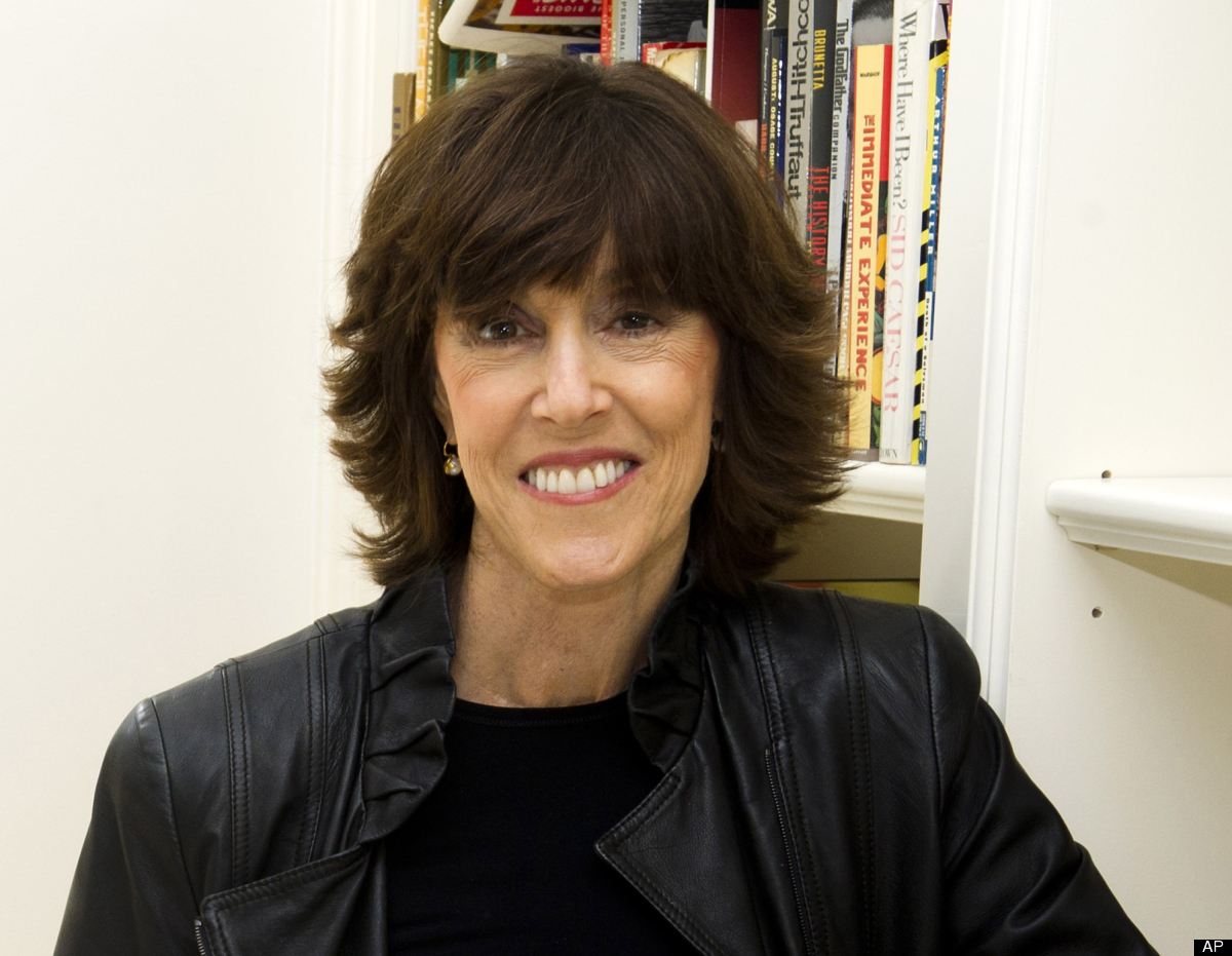 "Director, author, journalist, playwright, <a href=""http://www.huffingtonpost.com/nora-ephron/"" target=""_hplink"">HuffPost blog"