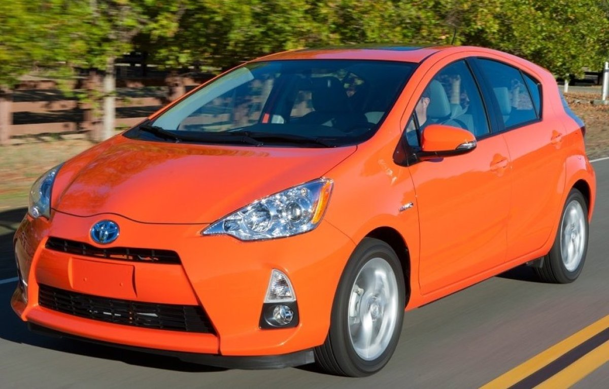 With a base price of about $23,000 the Prius C is roughly the same price as a nicely equipped Ford Focus, only the Prius C ge