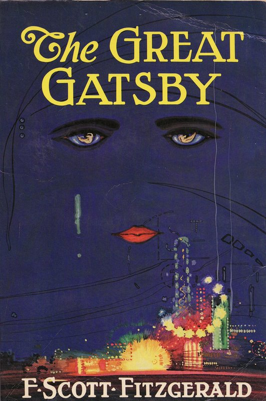 A prolific American novel and notoriously associated with the indulgent lifestyle of the twenties, <em>The Great Gatsby</em>