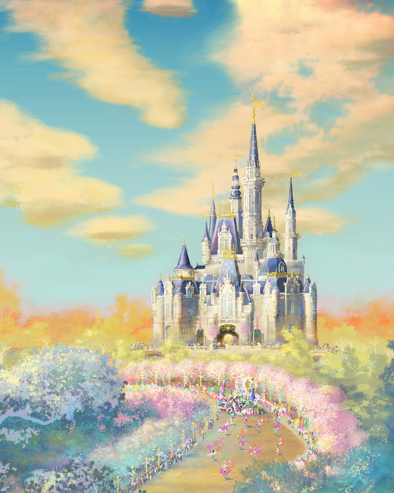 Artist's rendering released April 7, 2011