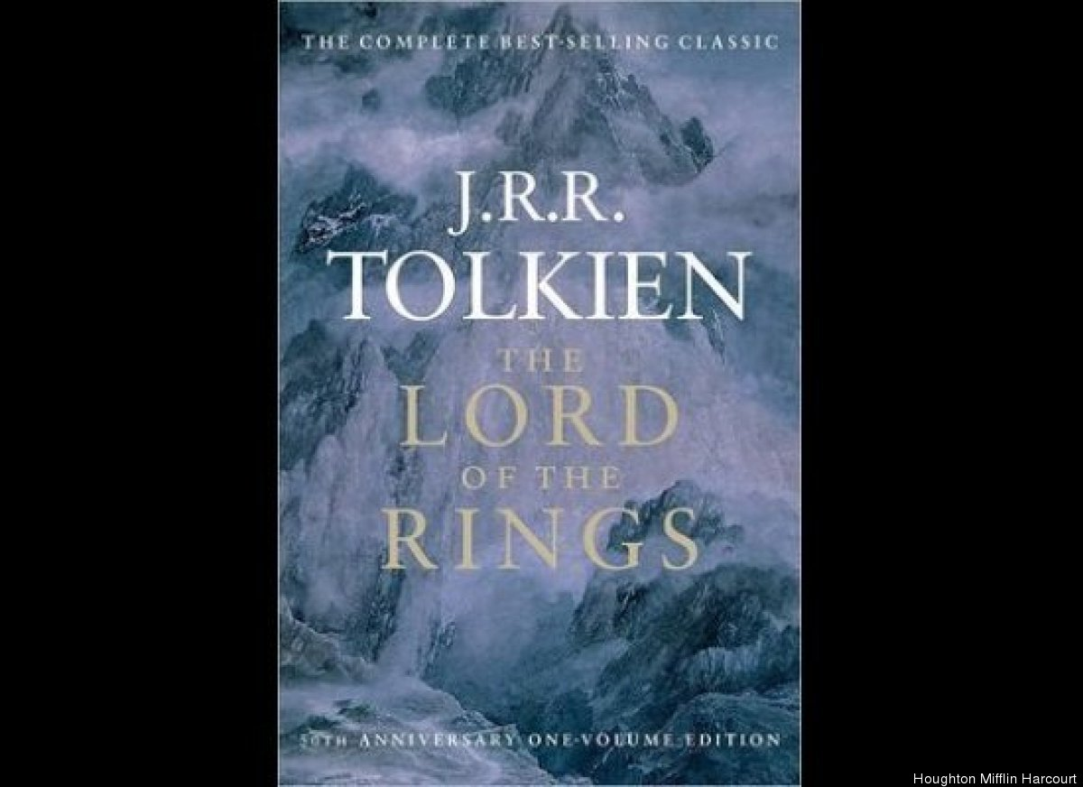 <em>The Lord of the Rings</em> series.
