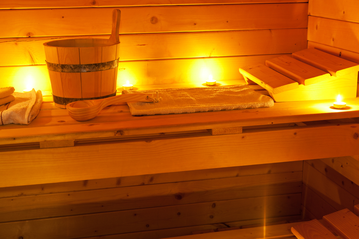 The Finnish get serious about relaxation with their sauna traditions. Wooden bathhouses heated to high temperatures aim to he