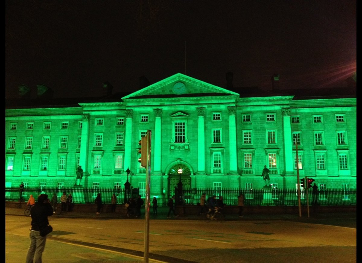 """<em>St. Patrick's Day</em>  This list wouldn't be complete without <a href=""""http://www.shermanstravel.com/ireland/dublin?re"""