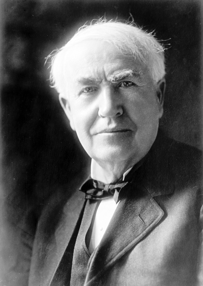 Thomas Edison couldn't have pulled this marketing stunt off today without animal activists demanding Edison's own execution.