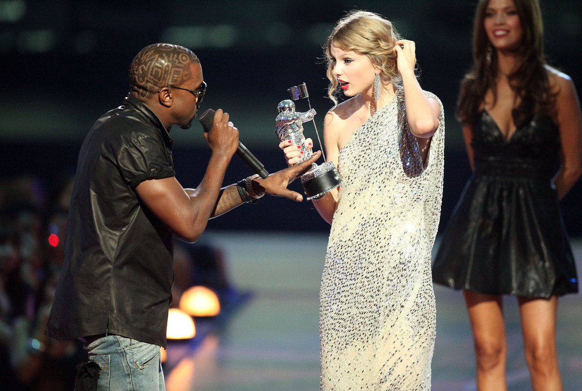 """""""I'm really happy for you, I'm going to let you finish ... but Beyonce had one of the best videos of all time!"""" -Kanye West"""