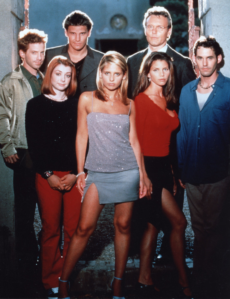 """""""Buffy The Vampire Slayer"""" was the epitome of late '90s / early '00s TV. The show, which ran from 1997 to 2003, revolved arou"""