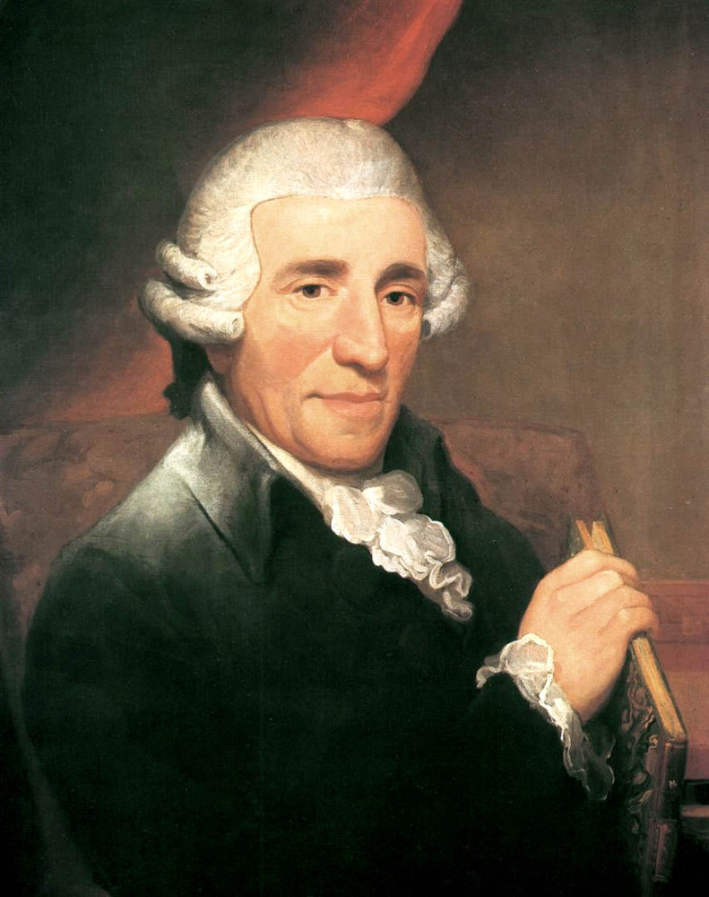 """Haydn's head fell victim to the phrenologists, quack scientists who """"read"""" heads the way some people read palms. One of them"""
