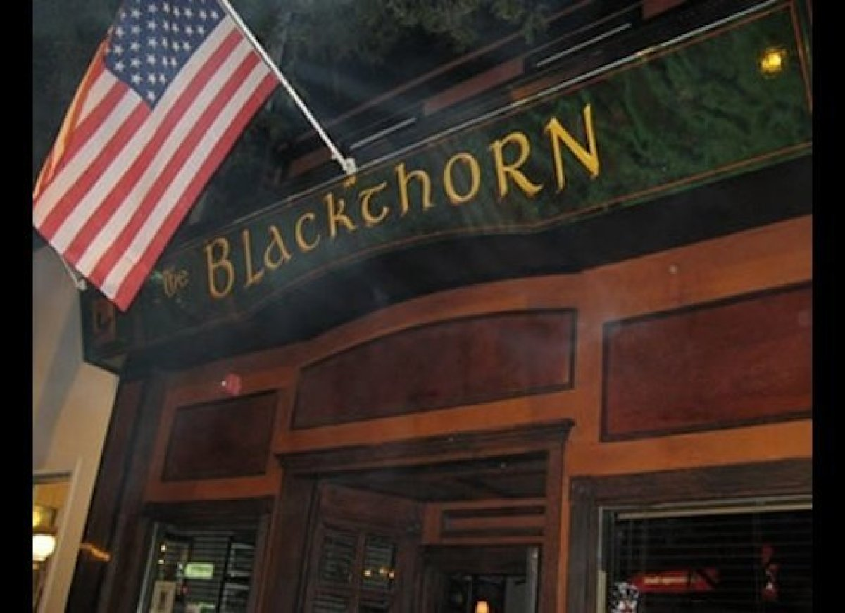 """This South Boston bar is confident in asserting that it offers a """"TRUE Irish pub experience without the fake 'Irish props,'"""""""