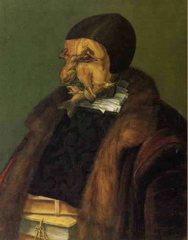 The Jurist, 1566, Nationalmuseum, Sweden