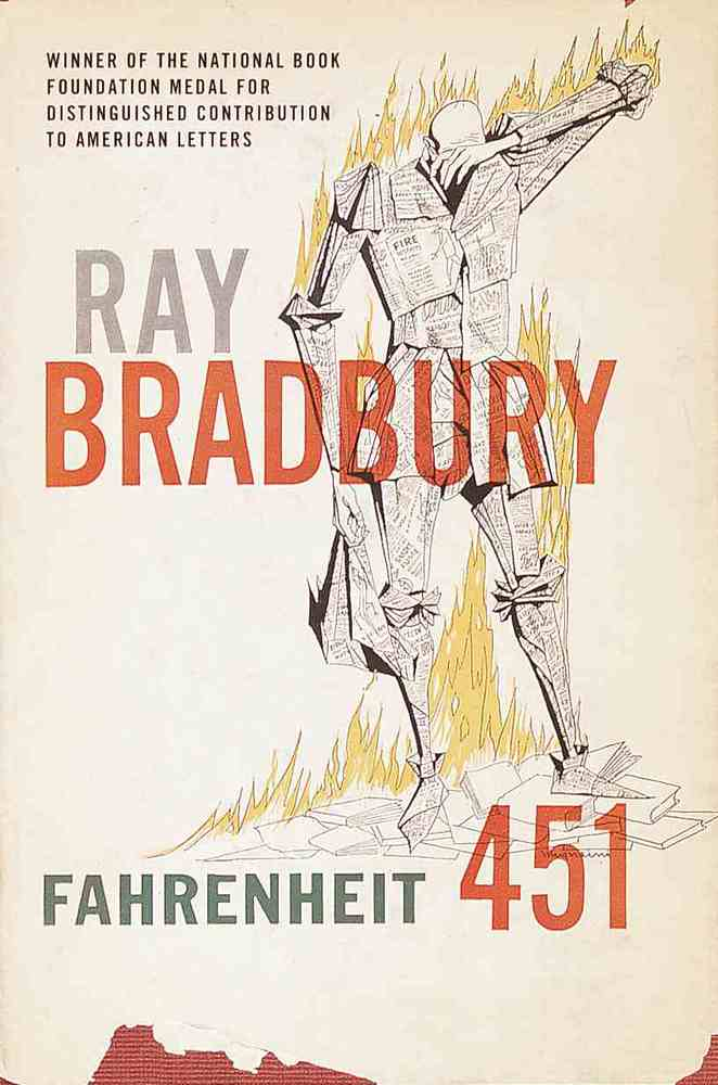 "The phrase ""Fahrenheit 451"" is now a stand-in for all manner of government-backed repression, catnip to an angry teenager. Bu"
