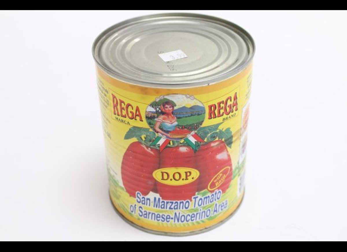 Average Score: 72.9/100  Price: $3.99 for 28 ounces ($0.14 per ounce)  A brand of D.O.P. tomatoes from the Sarnese-Noceri