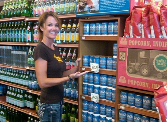 After NuttZo appeared on Dr. Oz's TV show, Whole Foods stores nationwide received calls about carrying the brand. Here's Dani