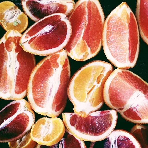 """Citrus aromas can curb stress and anxiety, as well as help with digestion and nausea, says <a href=""""http://www.prevention.com"""