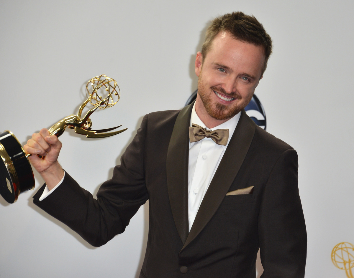 "Before he was taking home Emmys for ""Breaking Bad,"" Aaron Paul guest starred in the Season 1 episode ""Silence of the Lamb"" as"