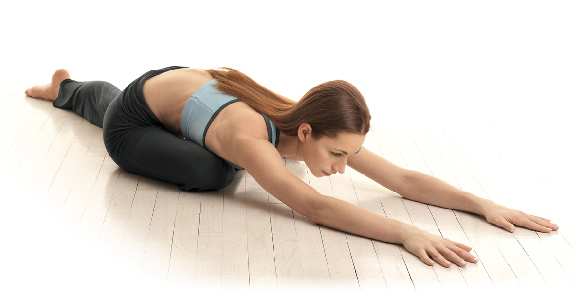 "<strong>Who:</strong> <a href=""http://tarastiles.com/"" target=""_blank"">Tara Stiles</a>, yoga instructor (Deepak Chopra is one"