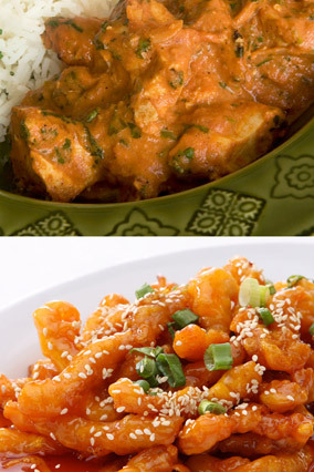 """The preparation for all these dishes will vary, but we asked <a href=""""http://www.thebestlife.com/"""" target=""""_blank"""">Janis Jibr"""