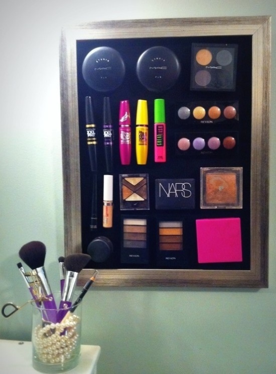 How to clean makeup brushes with household items huffpost magnetic makeup boards solutioingenieria Choice Image
