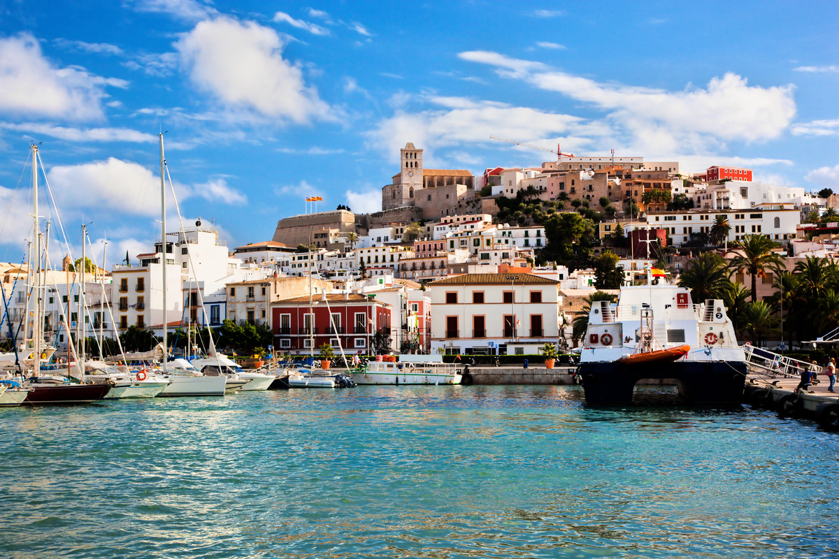 If all you need after your divorce is to blow off some steam by partying until dawn, consider heading to this Spanish island