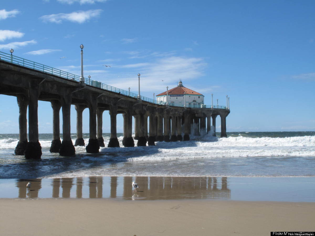 With its photogenic pier and tony neighborhood, this South Bay classic has a certain star quality. Pristine waters invite swi