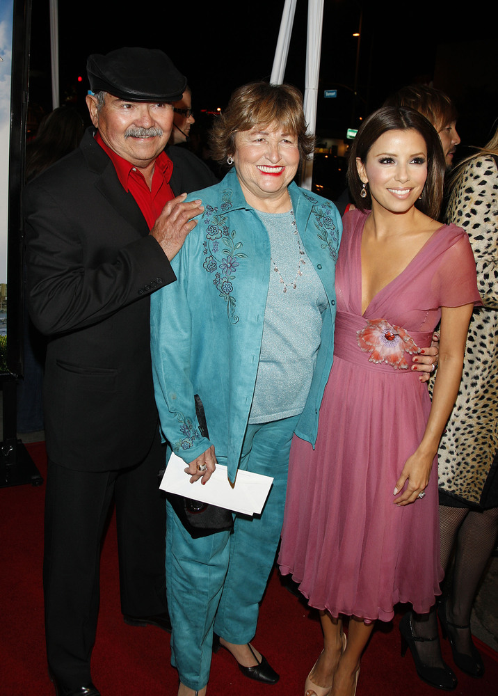 Actress Eva Longoria, was born Eva Jacqueline Longoria in Corpus Christi, Texas, the daughter of Mexican American parents Enr