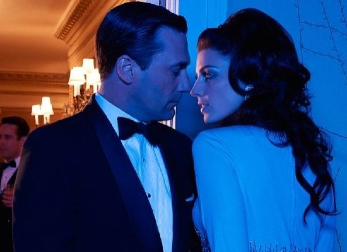 <strong>TV: <em>Mad Men</em></strong>