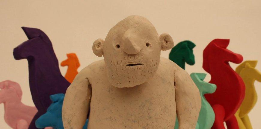 """Trojans"" claymation by Tyler Nicolson"