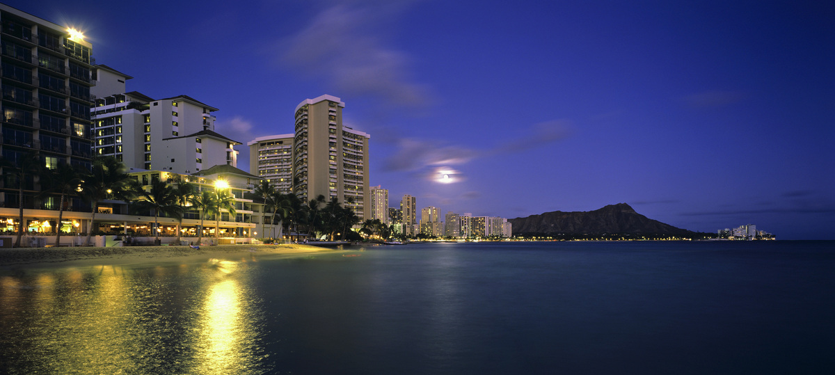 If you're looking to retire in an area with plenty of sun, sand and warm weather, Honolulu should be at the top of your list.