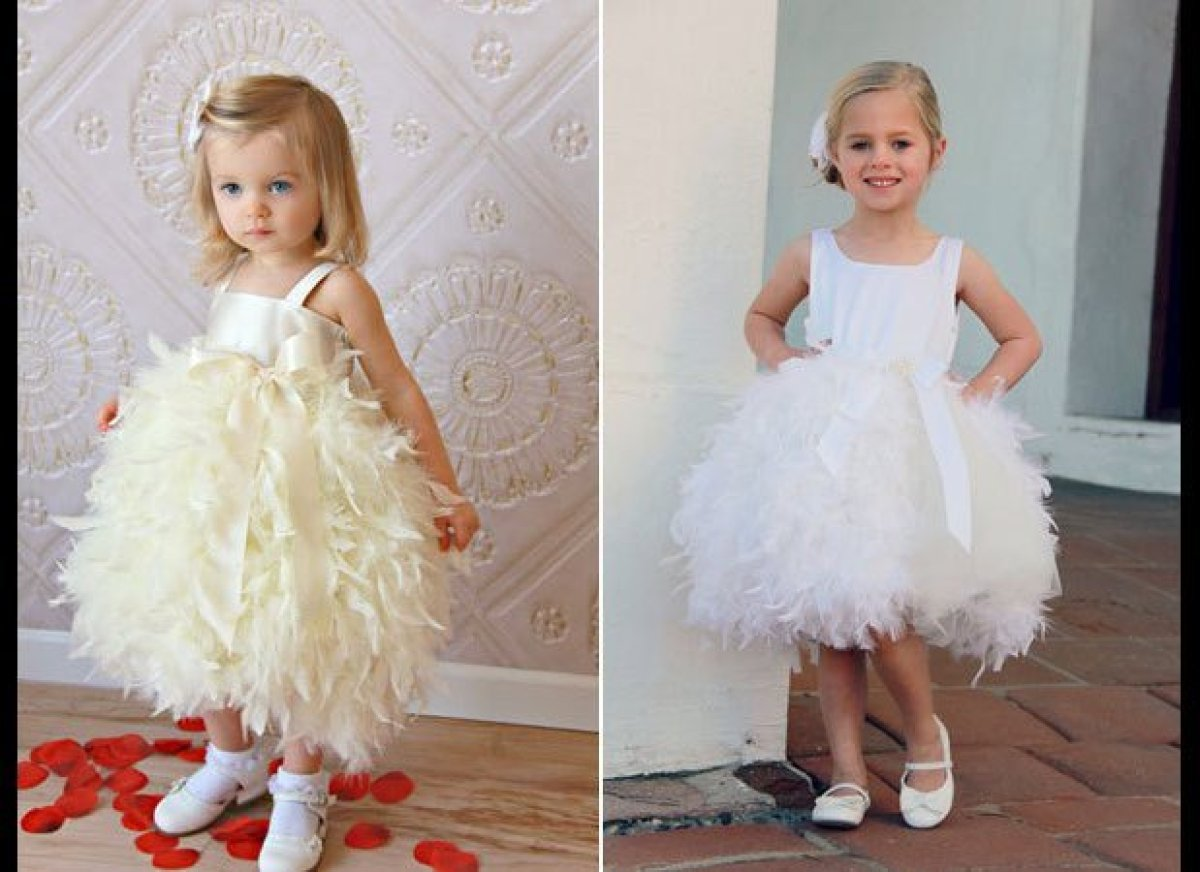 """<strong>Related: <a href=""""http://www.bridalguide.com/planning/wedding-ceremony-traditions/flower-girls-ring-bearers"""" target="""""""