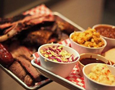 Glorious barbecue comes to WeHo: Kevin Bludso of Bludso's BBQ, home to the undisputed best barbecue in town, has joined force
